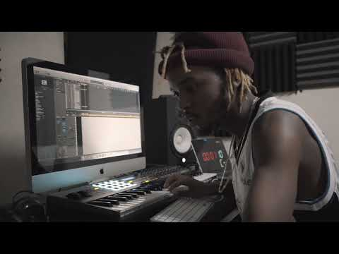 Magix Enga on The Beat - Making a Drill Beat in less than 5 minutes @Magix Enga