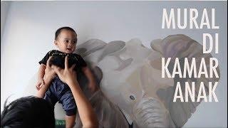 Video Proses Pembuatan Mural Di Kamar Anak (Kamar Sekala) MP3, 3GP, MP4, WEBM, AVI, FLV Januari 2018