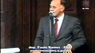 PASTOR MARCOS PEREIRA FOI VÍTIMA DO AFRO - REGGAE - 21-02-2013