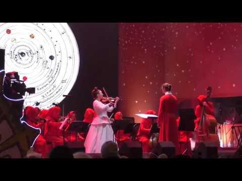 Галилео. Опера для скрипки и ученого