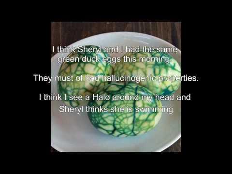 alice green ducks (видео)
