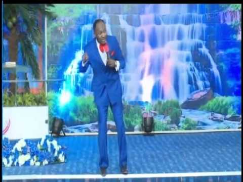 #Apostle Johnson Suleman(Prof) #Unction For Vengeance #1of2