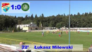 Arkonia Szczecin vs Kłos Pełczyce