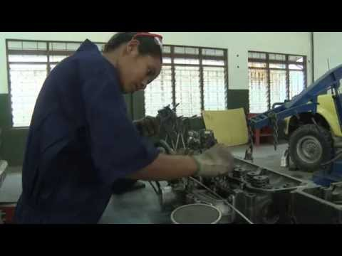 Vocational Education in Timor-Leste Boosts Employment Opportunities for the Youth