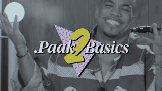 Let's Get .Paak 2 Basics with Anderson .Paak