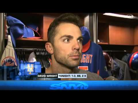Video: Terry Collins, Jon Niese, & David Wright on Ike Davis trade
