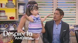 Baby Giulietta quiere un hermanito, ¿qué dice Ana Patricia?
