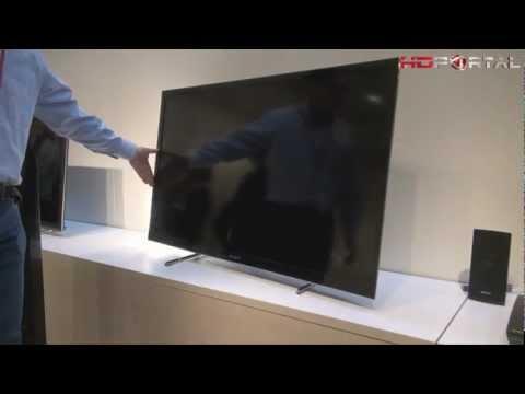 Sony KDL-55HX750 Design