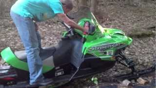 2. 2006 arctic cat sabercat 500 efi for sale