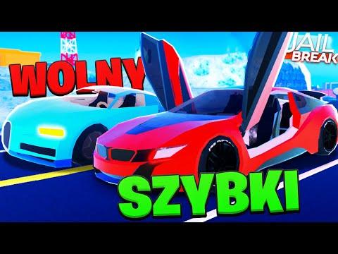 JAK SZYBKIE JEST NOWE BMW W JAILBREAK?! BMW VS TESLA