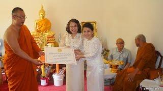 พิธีเปิดวัดไทยรัตนประทีป บูดาเปสต์