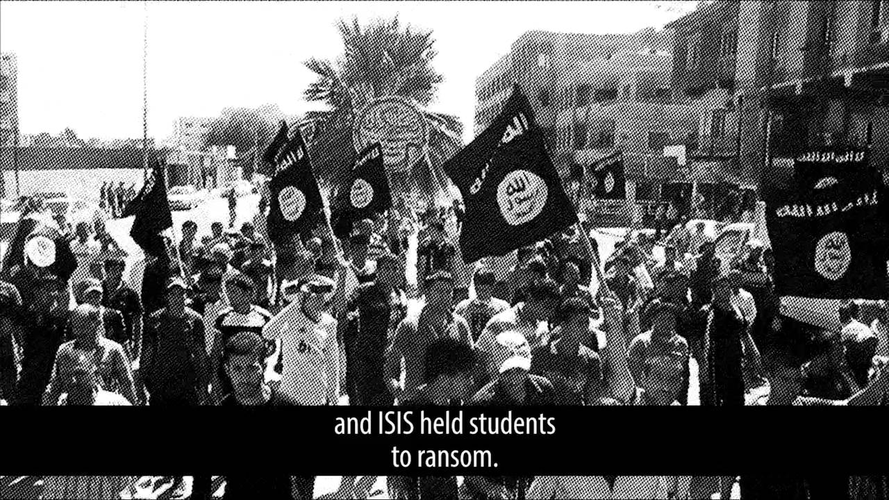 Education Under ISIS: Secret Filming Exposes the Truth