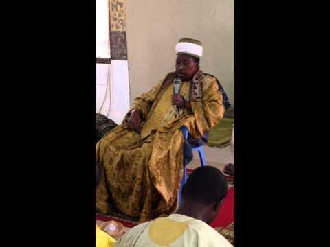 Sheikh Ahmed Shaban Quran Tafsir Arabic & Hausa