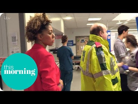 Life in a Trauma Ward | This Morning