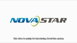 NOVA Star LED Display Calibration NovaStar Video Basic Opreation of Plutomanager