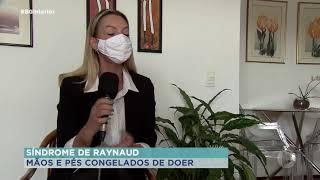 Síndrome de Raynaud: doença que atinge pés e mão no frio