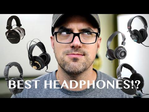 BEST studio headphones ever?