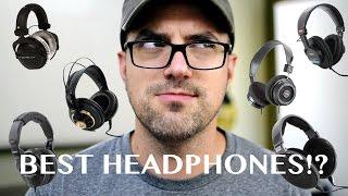 Video BEST studio headphones ever? MP3, 3GP, MP4, WEBM, AVI, FLV Agustus 2018