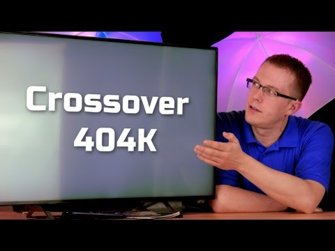 Crossover 404K - Unboxing and First Impressions