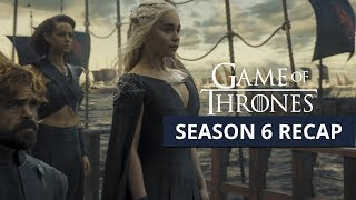 Struggling to remember what exactly happened last season on Game Of Thrones? Here's a handy 90-second recap to help you prepare for Sunday's season ...