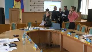 62 сесія Ніжинської міської ради VII скликання 23.10.2019 (ч. 1)
