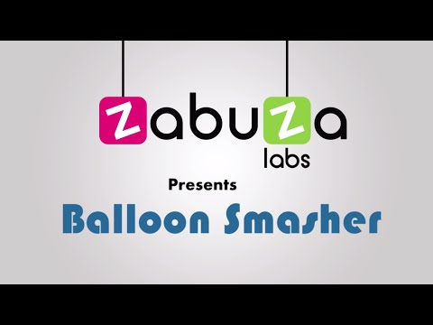 Video of Balloon Smasher