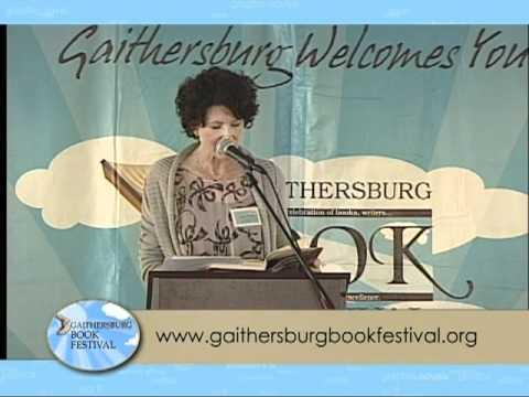 Paula McLain – 2011 Gaithersburg Book Festival