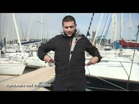 CR100+ veste Homme