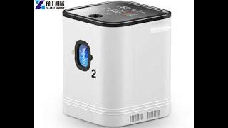 1L 2L 3L 5L 7L 10L Full Intelligent Home Oxygen Concentrator youtube video