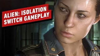 The First 16 Minutes of Alien: Isolation Nintendo Switch Gameplay by IGN