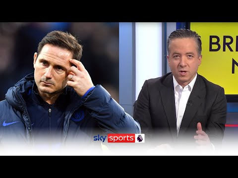 All the details behind Frank Lampard's sacking by Chelsea