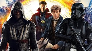 A Look Ahead at Late 2016's Biggest Upcoming Movies by IGN