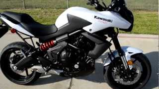 10. For Sale! $7999.00 2013 Kawasaki Versys 650 Pearl Stardust White