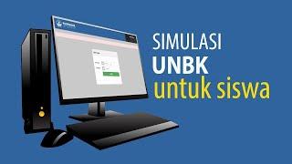 Video SIMULASI UNBK 2018 UNTUK SISWA MP3, 3GP, MP4, WEBM, AVI, FLV November 2017