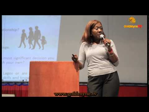 GOLDMYNETV:  LIFE AFTER CAMPUS SEMINAR HOLDS IN UNILAG