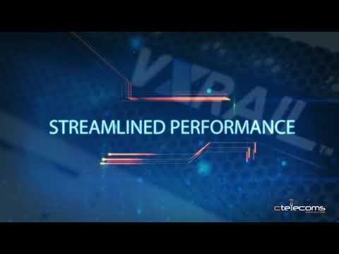 Vx-Rail Appliances from Ctelecoms