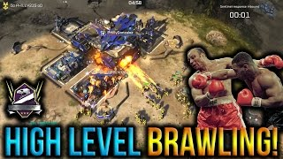 High level game against IZAAKH/PhillyGonzalez in 2v2s on vault! * * Subscribe for new secret hidden halo wars 2 tips HW glitches easter eggs rush strategy st...