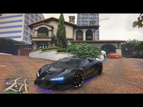 GTA 5 gameplay #2 on xbox One s (HD)