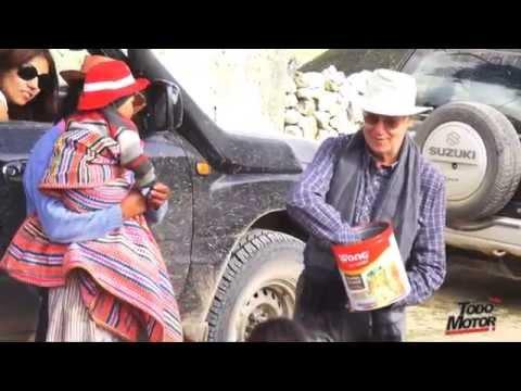 Travesia Huancaya – Huancavelica 2014: Todo Terreno 4×4 Perù