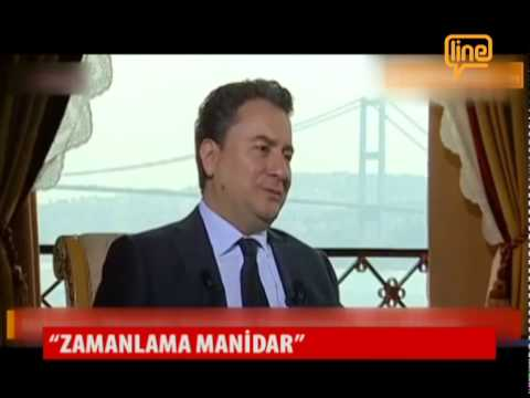 Babacan 'Zamanlama Manidar'  20 Mayıs 2015