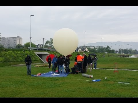 Balloon Launch on April 21st.