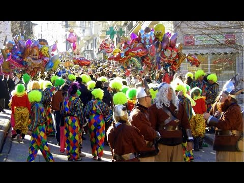 Карнавал Рагуцарья | Касторья