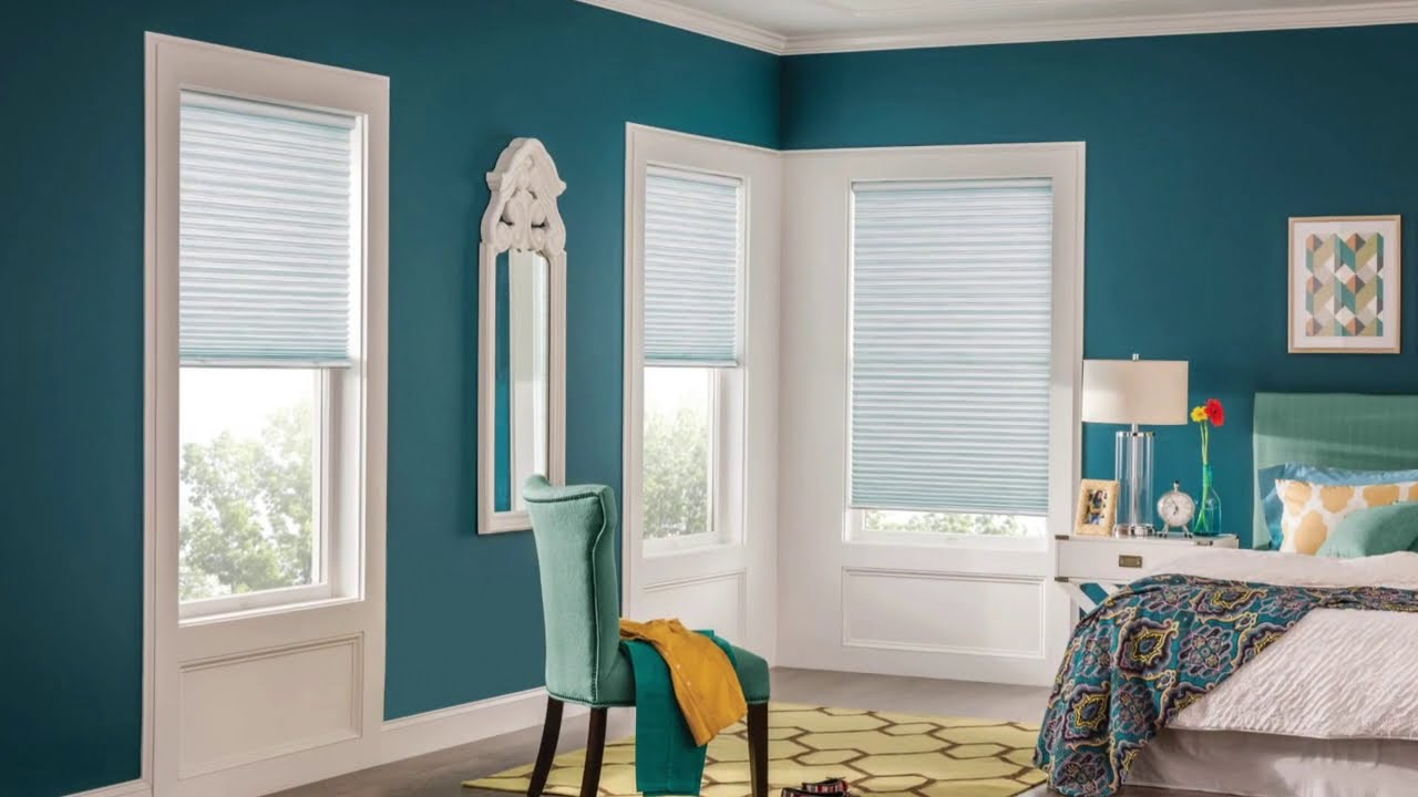 Learn more about the privacy, light control, and style Bali Pleated Shades provide.