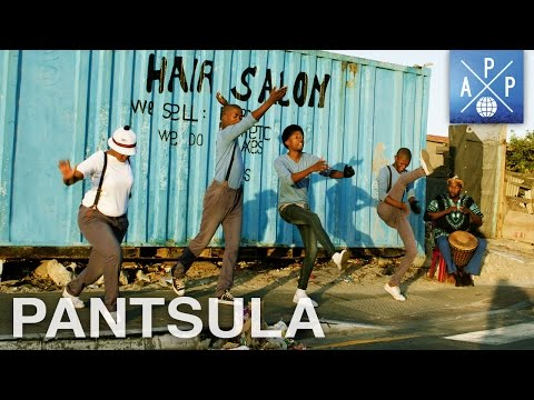 The Coolest Dance You've Never Heard Of: Pantsula