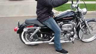 9. 2007 Harley Davidson Sportster 1200 for sale
