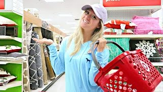 LATE NIGHT TARGET SHOPPING!!! by Alisha Marie Vlogs