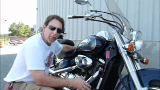 1. 2004 Suzuki Intruder Volusia stock #9-5856 demo ride & walk around @ Diamond Motor Sports