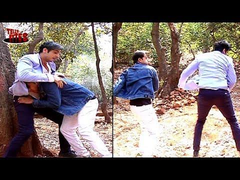 Climax Scene | Tashan Between Rajvir And Kabir In