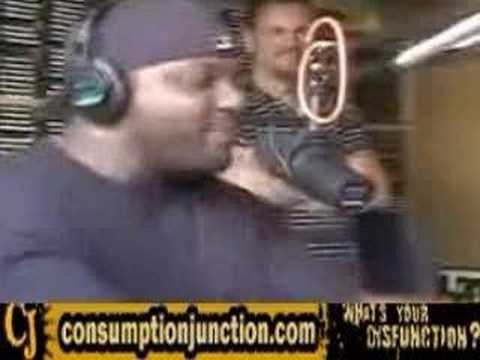 impersonator - Aries Spears impersonates rappers like he was them! he's pretty impressive.