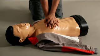 ALERT – Hands only CPR